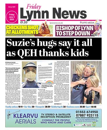 Lynn News Friday
